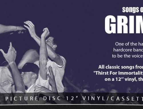 GRIMLOCK, Songs Of Self deluxe vinyl reissue