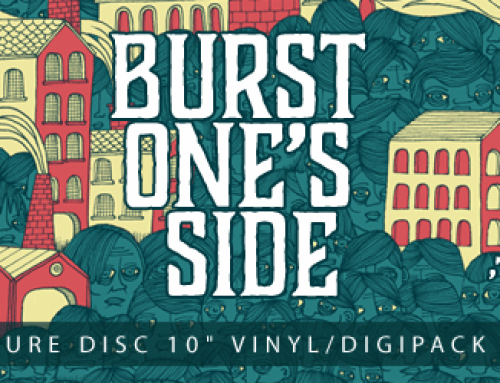 New signing : BURST ONE'S SIDE