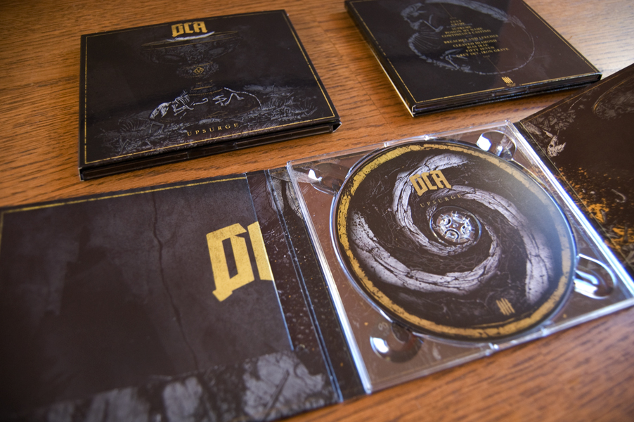 DCA Upsurge digipack