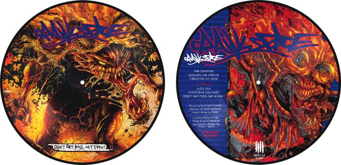 CRAWLSPACE picture disc vinyl