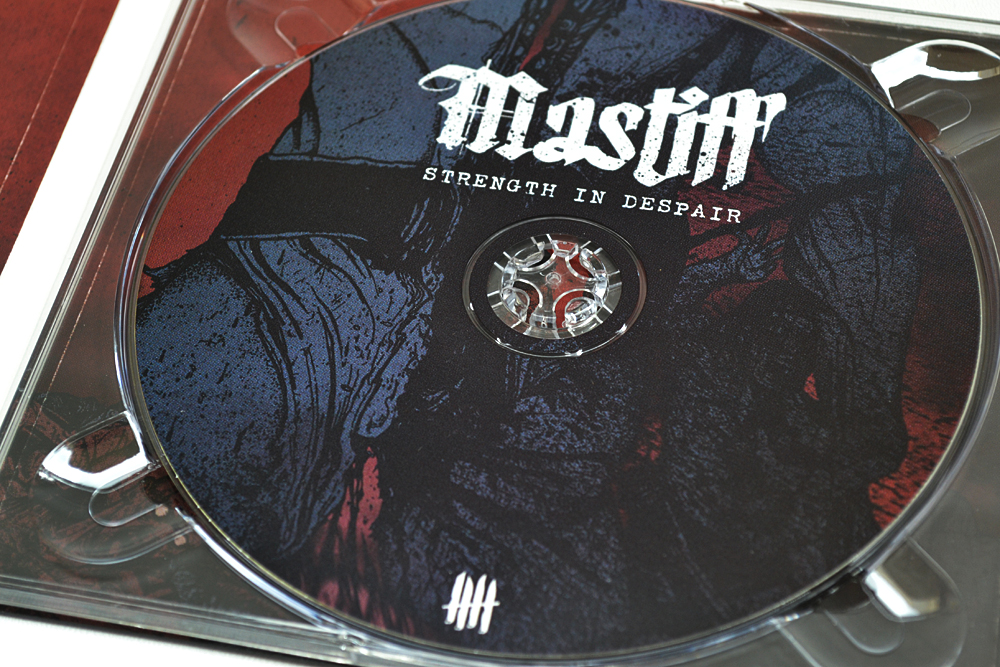MASTIFF 'Strength In Despair' cd
