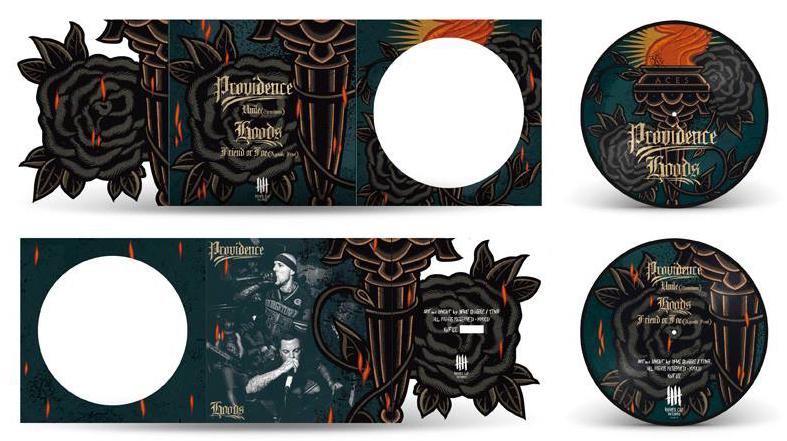 PROVIDENCE / HOODS deluxe prestige packaging