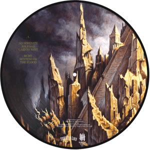 "XIBALBA Hasta La Muerte Picture Disc 12"" Vinyl"
