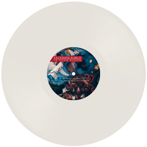 EXCESSIVE FORCE In Your Blood , milky clear - B side
