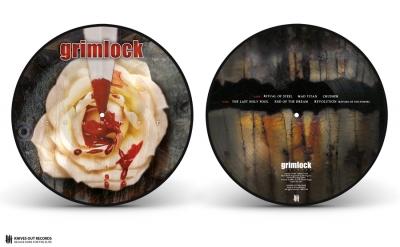 GRIMLOCK Crusher picture disc vinyl
