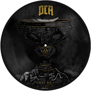 DCA Upsurge picture disc A side