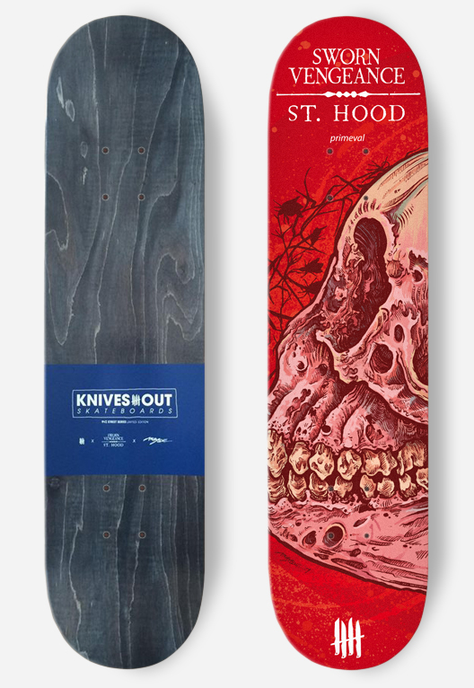 Knives Out Skateboards