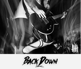 BACK DOWN