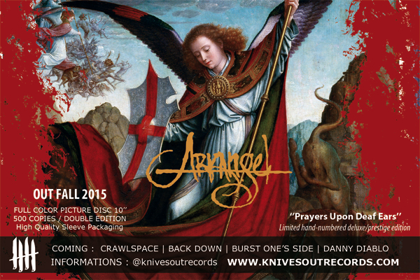 Arkangel promo flyer