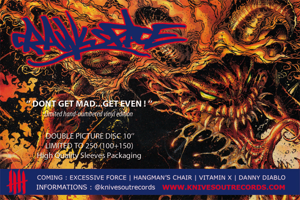 Crawlspace promo flyer