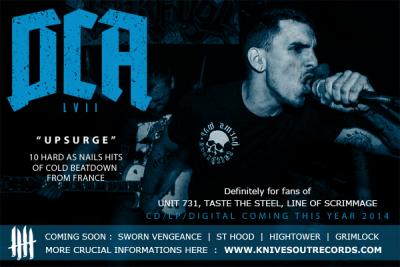 DCA Promo flyer