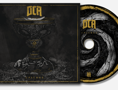 "DCA ""Upsurge"" Digipack CD"