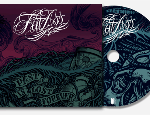 "FATASS ""Past is Lost Forever"" Digipack CD"