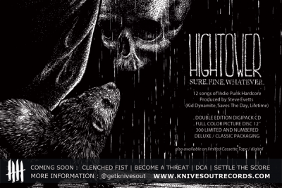 HIGHTOWER Promo flyer