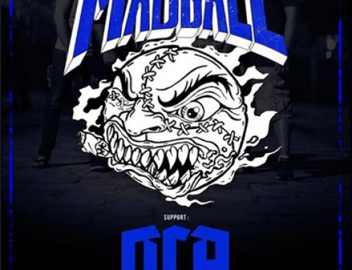 MADBALL / DCA Show flyer
