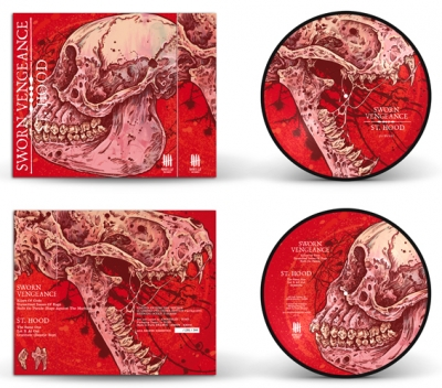 SWORN VENGEANCE/ST Hood primeval, limited pre-order packaging