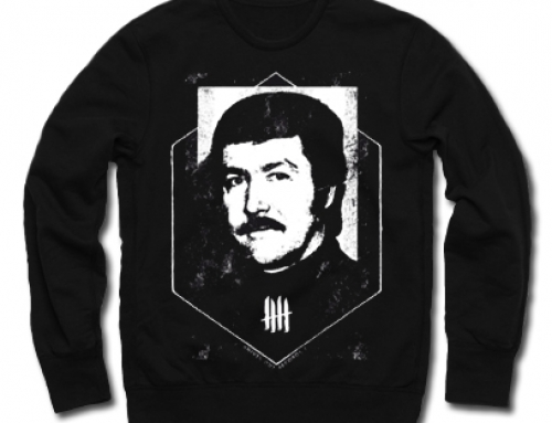 "KNIVES RECORDS ""Jacquo Mesrine"" Crewneck"