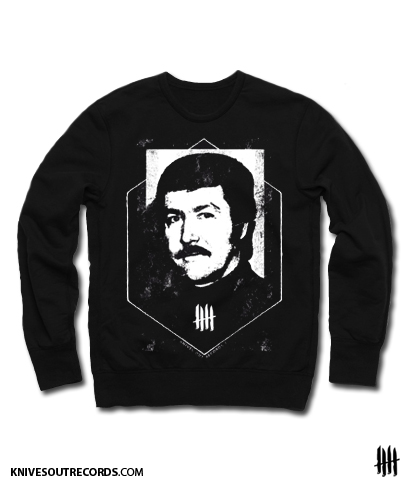 Jacquo Mesrine crewneck Knives Out