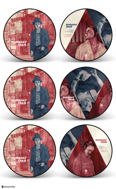 HANGMAN S CHAIR 'Hope Dope Rope' Triple Picture Disc Vinyl Edition