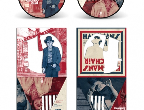 "HANGMAN'S CHAIR ""Hope///Dope///Rope"" Picture Disc Vinyl ""HOPE"" Edition"