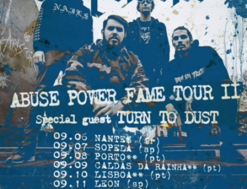ELEPHANTS Abuse Power Fame Tour II