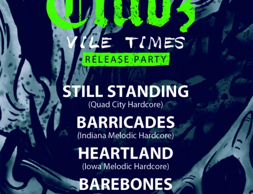 "KING OF CLUBZ ""Vile Times"" Release Party"
