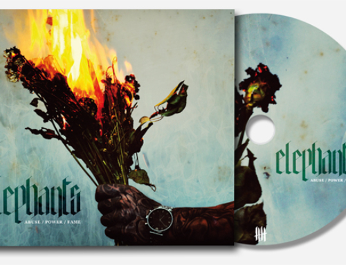 "ELEPHANTS ""Abuse / Power / Fame"" Digipack CD"