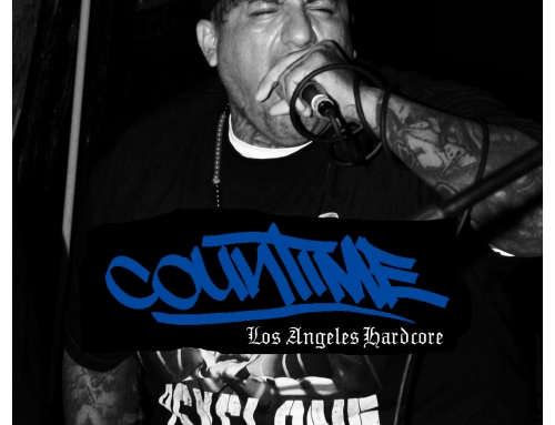 New signing : Los Angeles ' COUNTIME