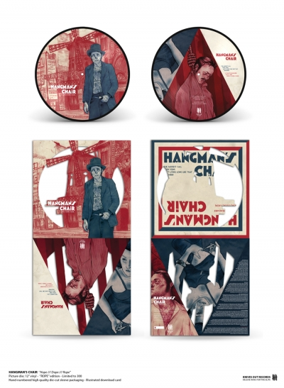HANGMAN S CHAIR 'Hope Dope Rope' - HOPE Picture Disc Vinyl Edition