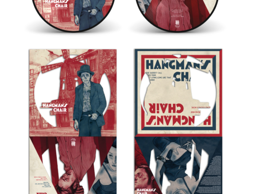 "HANGMAN'S CHAIR ""Hope///Dope///Rope"" Picture Disc Vinyl ""ROPE"" Edition"