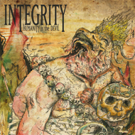 INTEGRITY Humanity Is The Devil Josh Bayer Edition