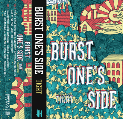 BURST ONE S SIDE Tight Cassette Audio Tape