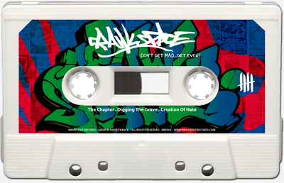 CRAWLSPACE Cassette tape A