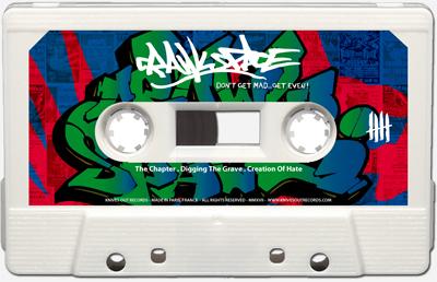 CRAWLSPACE Cassette tape A