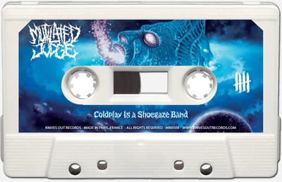 MUTILATED JUDGE Cassette tape A side