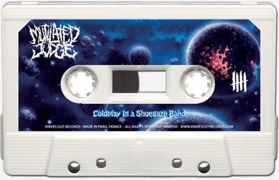 MUTILATED JUDGE Cassette tape B side