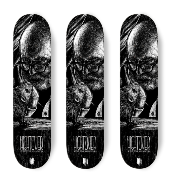 KNIVES OUT SKATEBOARDS Hightower