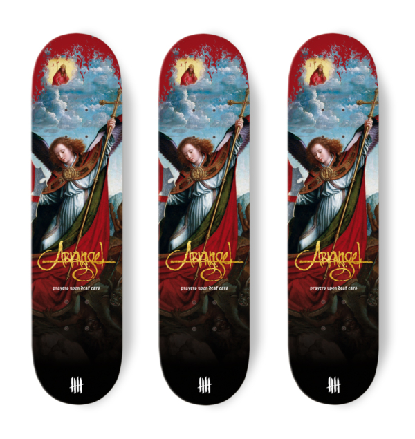 KNIVES OUT SKATEBOARDS Arkangel
