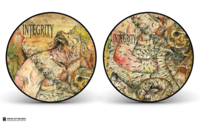 INTEGRITY Humanity is the Devil picture disc vinyl - Bayer Edition