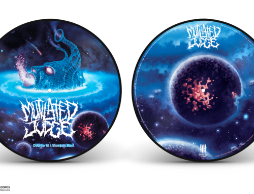 "MUTILATED JUDGE ""Coldplay Is A Shoegaze Band"" Picture disc vinyl"