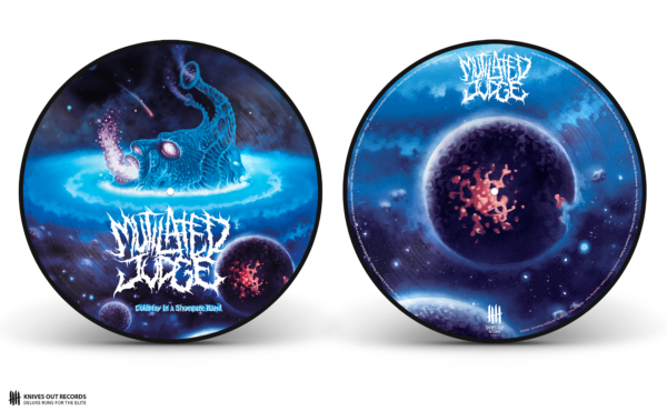 MUTILATED JUDGE Picture Disc Vinyl
