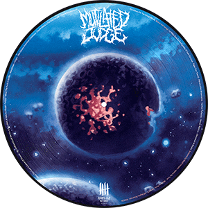 MUTILATED JUDGE Coldplay Is A Shoegaze Band picture disc vinyl