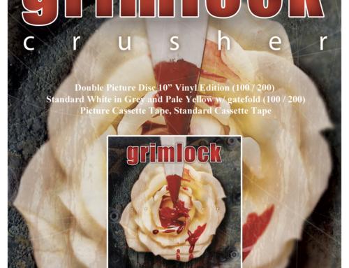 """Deluxe reissue : GRIMLOCK """"Crusher"""""""