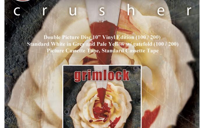 """GRIMLOCK """"Crusher"""" Deluxe reissue"""