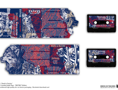 "FATASS ""Death is Destiny"" Cassette Tape – ""Destiny"" Edition"