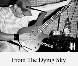 FROM THE DYING SKY