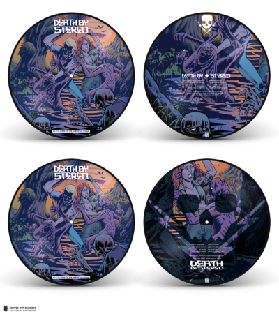 DEATH BY STEREO Black Sheep Of The American Dream Picture Disc Vinyl