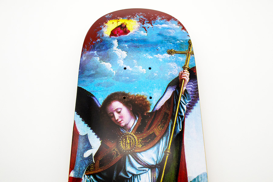 KNIVES OUT SKATEBOARDS Arkangel - Prayers upon deaf ears Edition