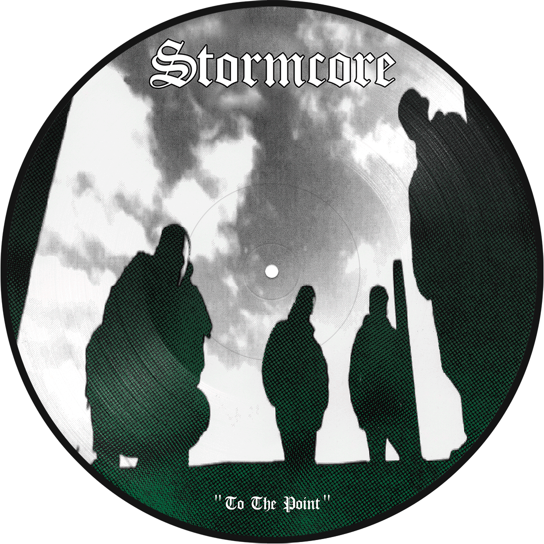 STORMCORE To The Point Double Picture Disc Vinyl Edition
