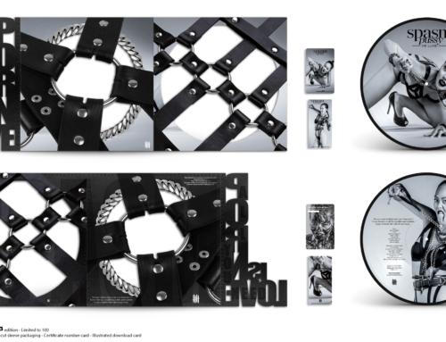 """SPASM """"Pussy De Luxe"""" Picture Disc 10″ Vinyl – """"Sex"""" Edition"""